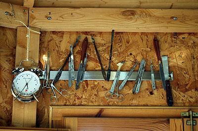 Restauraci n la salamandra for Clases de restauracion de muebles